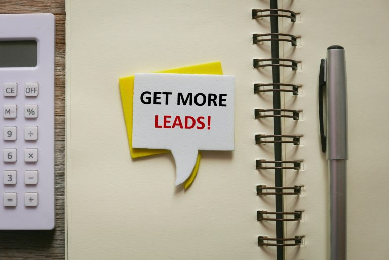 generowanie leadów B2B