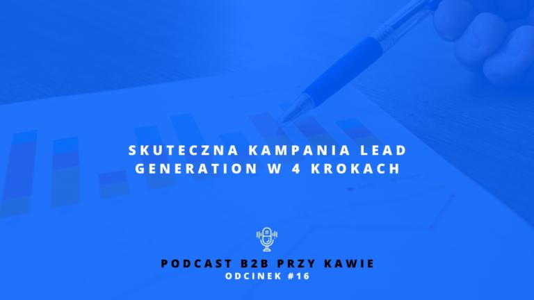 przygotowania do kampanii lead generation