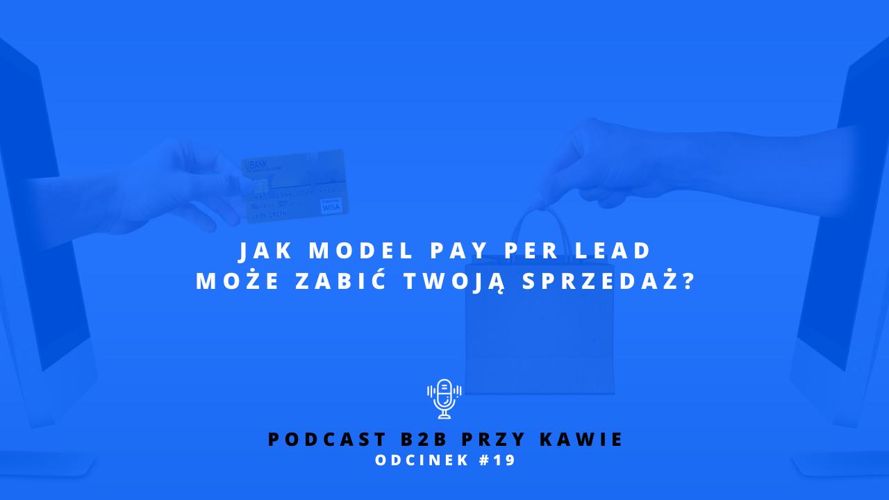 wady modelu pay per lead