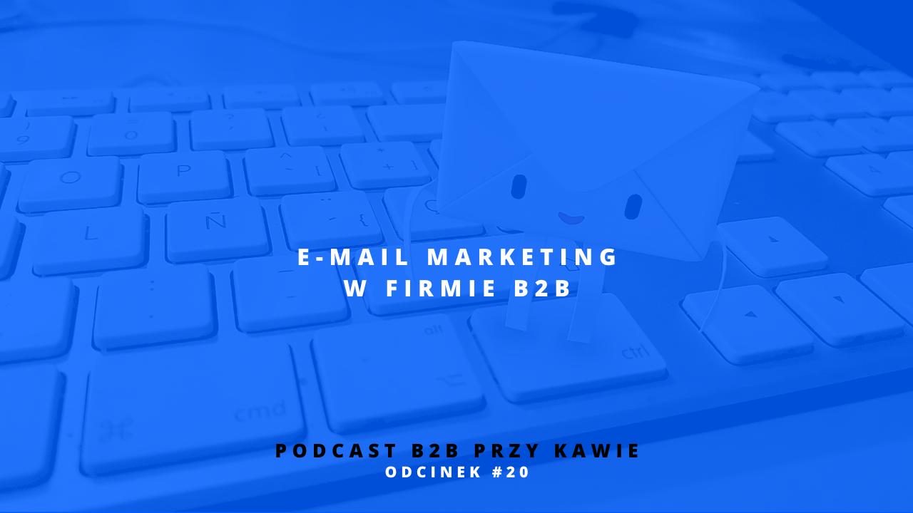 email marketing w firmie b2b